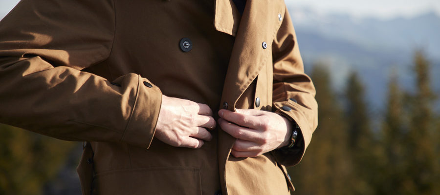 Invest: The Rake x Grenfell's Despatch Rider's Coat