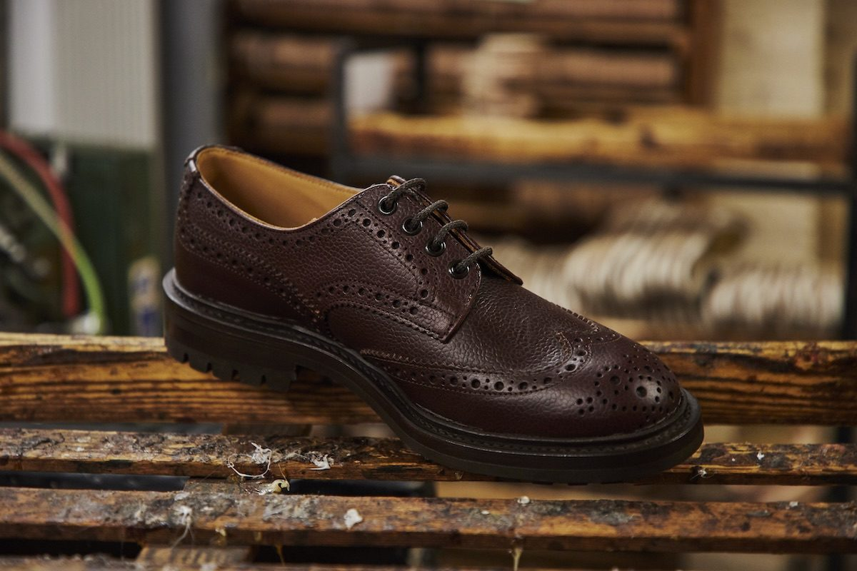 6282f6b376f43 Since 1829, Northampton-based Tricker's has consistently been making welted country  shoes to an impeccable standard. Founded by a cobbler named Joseph ...