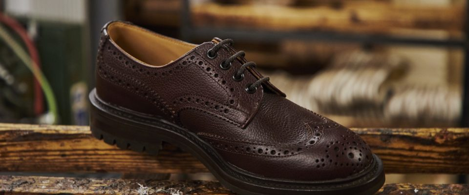 Tricker's: England's Oldest Shoemaker