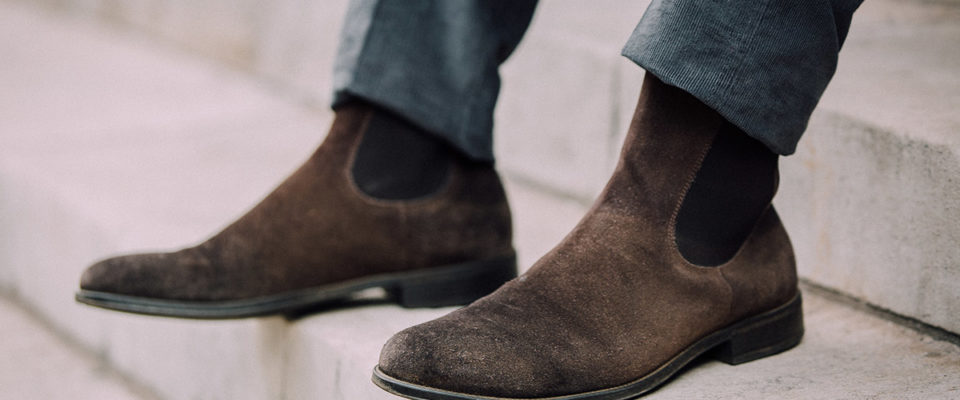 Doucal's: Where English Shoemaking Meets Italian Invention