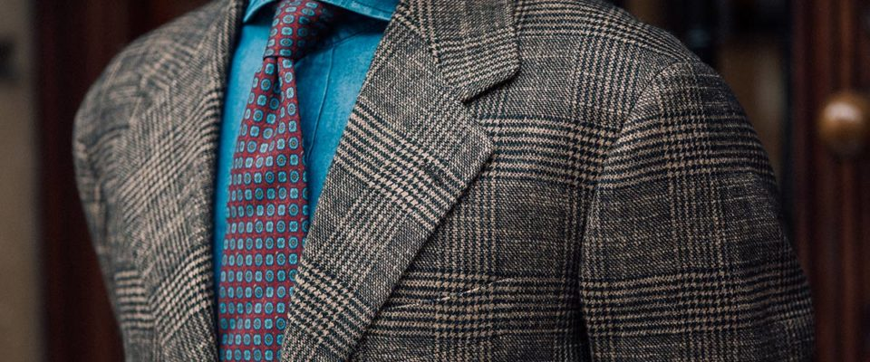 Exclusive! Liverano & Liverano's First Ready-to-Wear Jacket