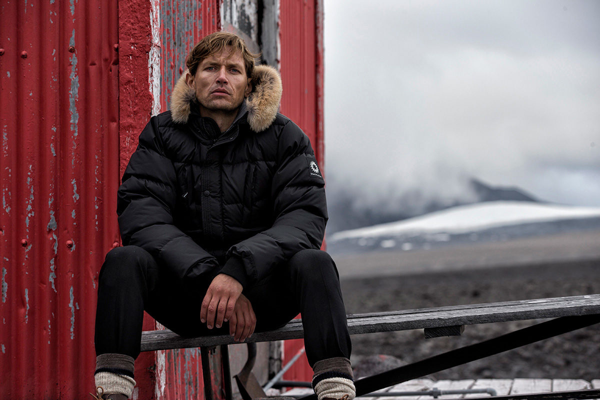 Shackleton: Pioneering Outerwear
