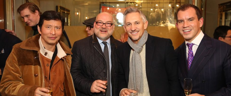 e4af51b64d2 A Celebration With IWC Watches and George Cleverley