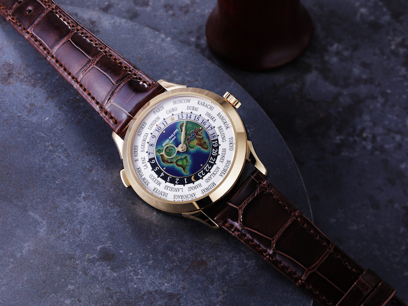 Patek Philippe World Time Ref. 5231J