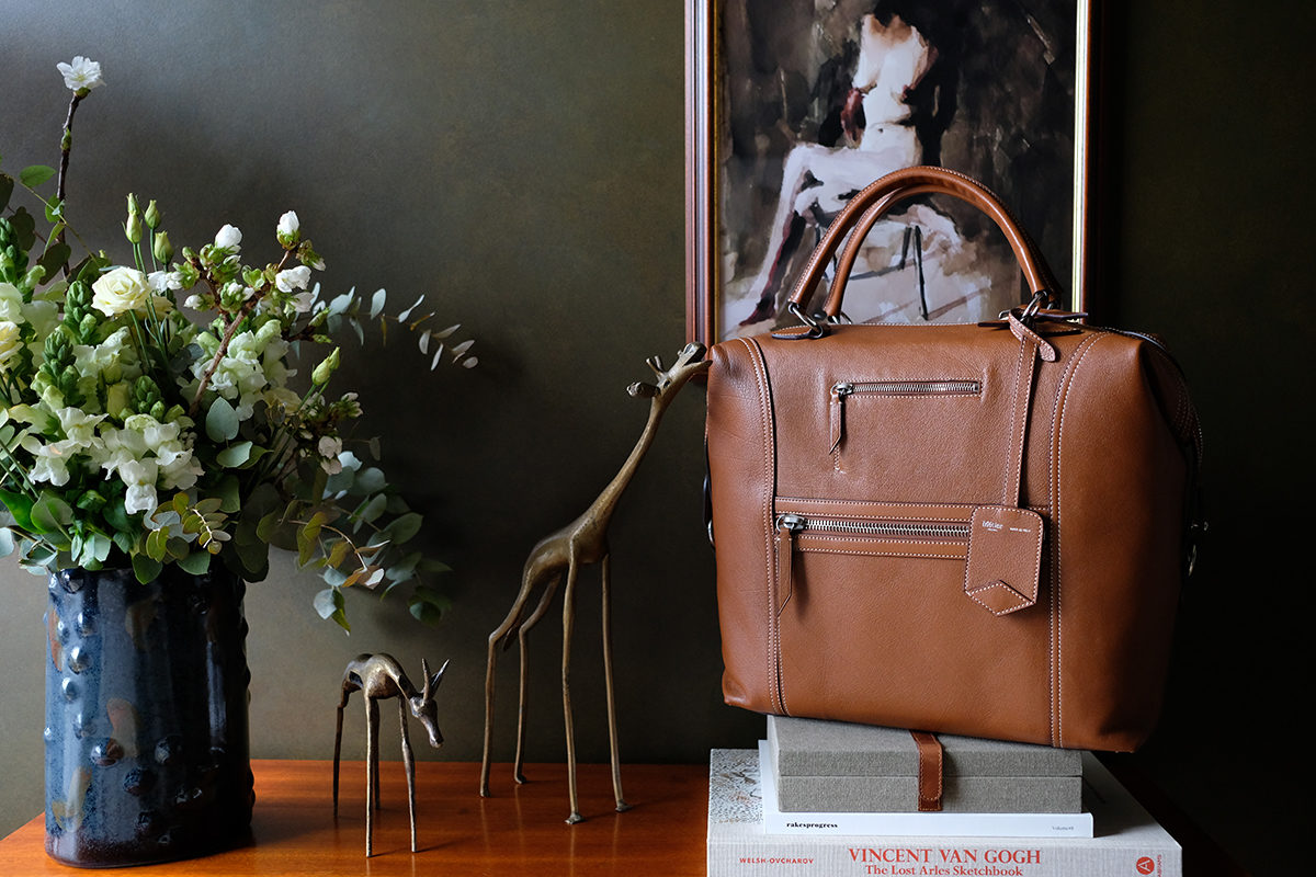 f7f26776ee5f Métier London: designing bags for life | The Rake