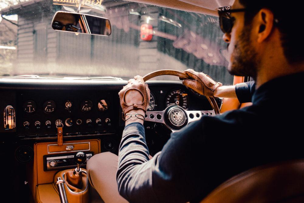 The Rake Hedi Sersoub The Mechanists Jaguar Car Shoot 38 copy